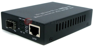 Fiber to Copper Media Converter