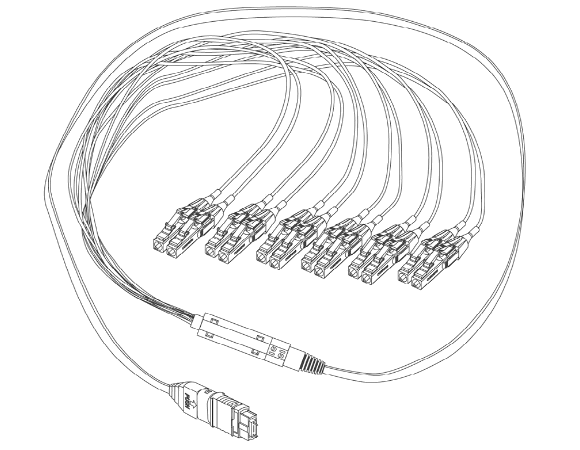 the ribbon fiber optic cable options for local area