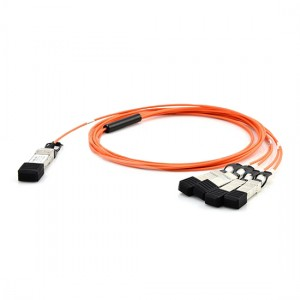 QSFP+ to 4 SFP+ AOC