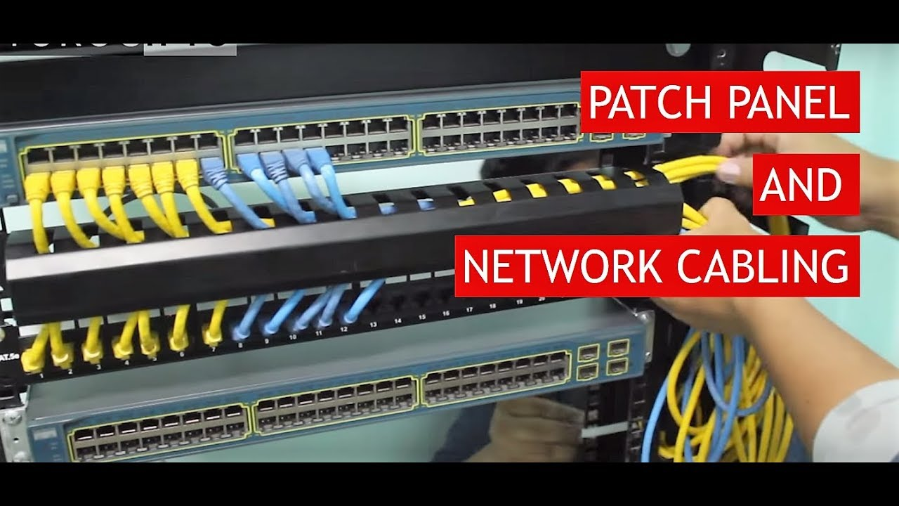patch panel to switch connection guide rh fiberopticshare com