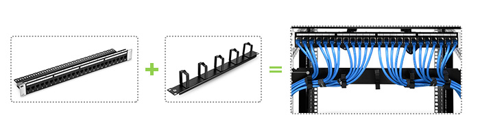 rack-cable-organizer-with-patch-panel