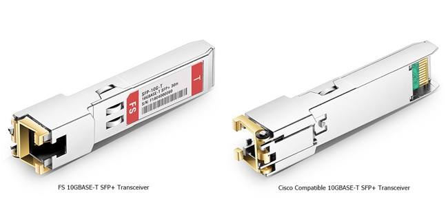 What Is 10GBASE-T Transceiver