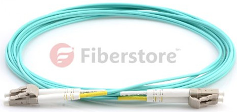LC to LC fiber cable