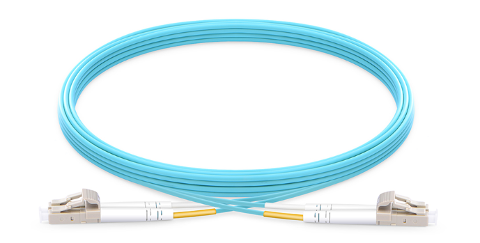 LC to LC fiber cables