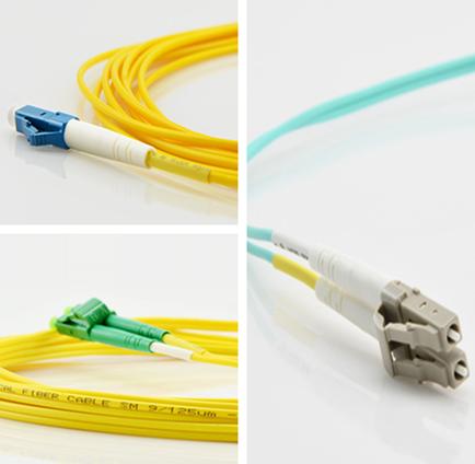 LC fiber patch cables