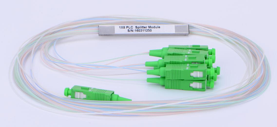 Séparateur PLC 1x8