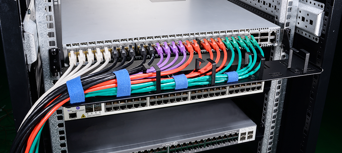 Cabling Solution for D Link DGS 1100 16 Switch