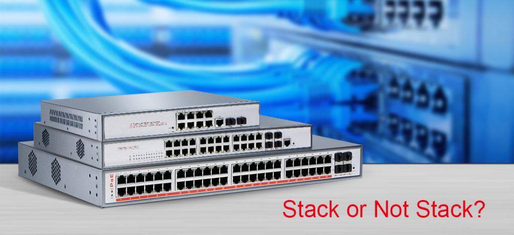 48-port PoE switch