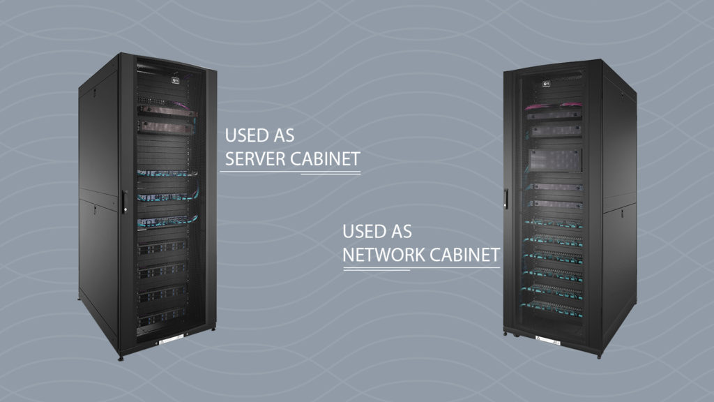 42U network & server cabinet
